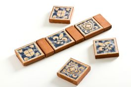 Guardas decoradas